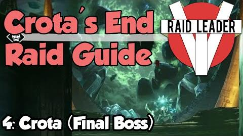 Destiny - Crota's End Raid Guide Crota (Final Boss)