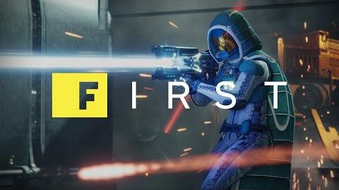 Destiny 2 Creating the Coldheart Exotic Trace Rifle - IGN First