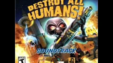 Destroy All Humans! soundtrack 03