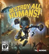 Destroy all humans 2020 cover