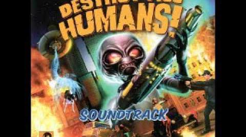 Destroy All Humans! soundtrack 11