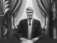 President Huffman in Office