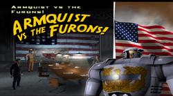 Armquist Vs The Furons Titlecard.png