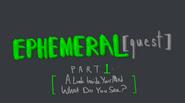 Ephemeral001