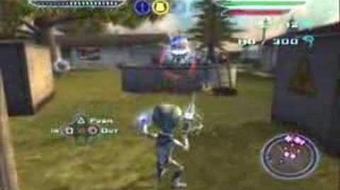 Destroy All Humans - ps2 - Mission 06 Aliens Stole my Brai..