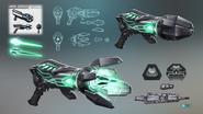 Majestic Plasma Weapons (2)