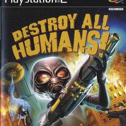 Destroy All Humans! (game)