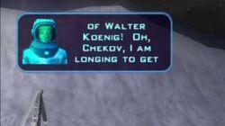 Destroy all Humans! 2 All Solaris Cosmonaut Scientist Scans