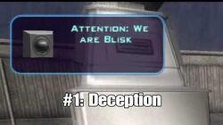 Destroy all Humans! 2 Blisk Emergency Transmission & All 3 Furon Messages