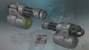 Armquist Weapons