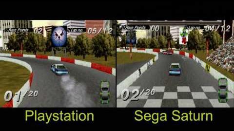 PlayStation vs Sega Saturn