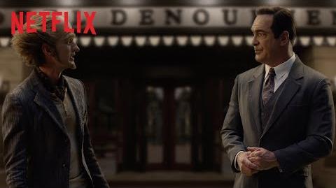 Desventuras em Série - Temporada 3 - Anúncio de estreia - Netflix