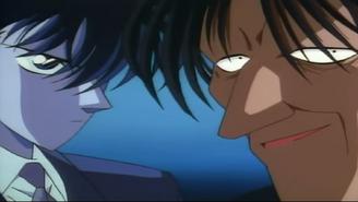 Atsushi habla de Shinichi