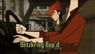 Blitzkrieg Bop'd Tittlecard