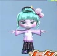 Sakura-Modelo