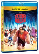 Blu-ray 3D Detona Ralph