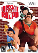 Wreck-It Ralph Wii