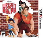 Wreck-It Ralph Nintendo 3DS