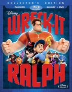 Cover Wreck-It Ralph Blu-ray