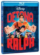 Blu-ray Detona Ralph