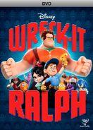 Cover Wreck-It Ralph DVD