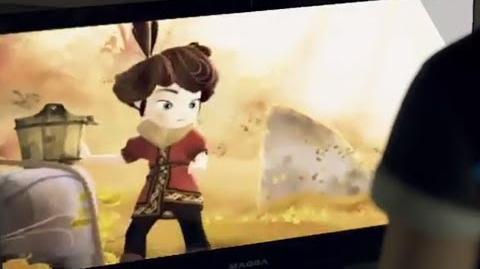 Cartoon Become Dragon