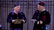 Clancy Brown and Joe Sheridan