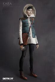 Kara clothes artwork 3