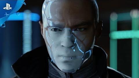 Detroit Become Human – TV Commercial Markus PS4