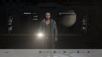 Markus Coat Gallery