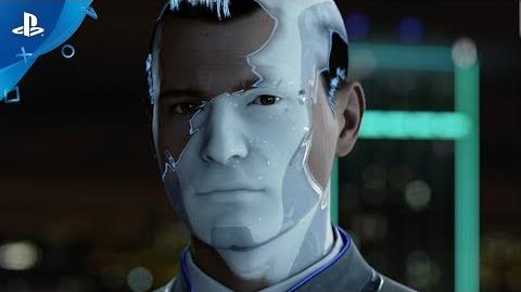 Detroit Become Human – TV Commercial Connor PS4