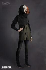 Kara clothes artwork 2