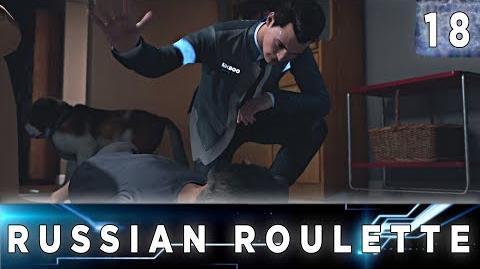 Detroit Become Human - Walkthrough Chapter 18 - Russian Roulette All Endings