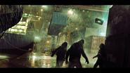 Cyberlife Heist concept art