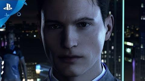Detroit- Become Human – Connor - PS4