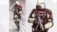 Detroit Swat Artwork