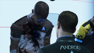 Carlos' Android in Last Chance, Connor