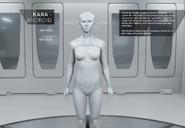 Kara Android Gallery Detroit