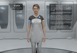 Kara Uniform Gallery DBH