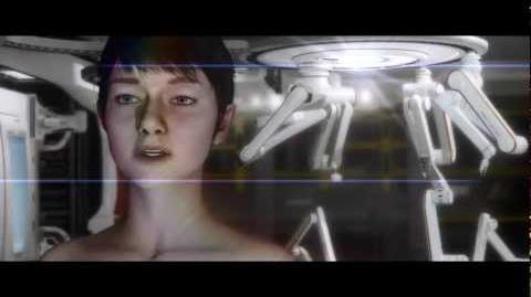 Quantic Dream - KARA Tech Demo