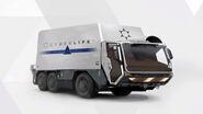 CyberLife Warehouse truck artwork