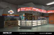 Convenience store 2