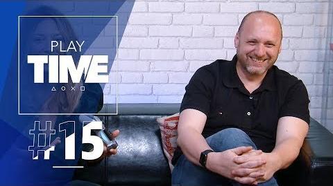 PlayTIME 15 - Gameplay Detroit Become Human avec David Cage, le créateur du jeu