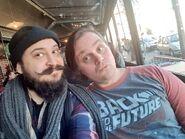 Benjamin Diebling and Matt Vladimery