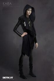 Kara clothes artwork 4