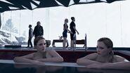Chloes in Pool