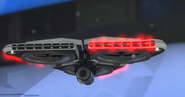 Law and security enforcement Drone DBH