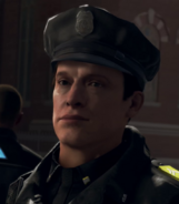 Police officer 5125 SoC DBH