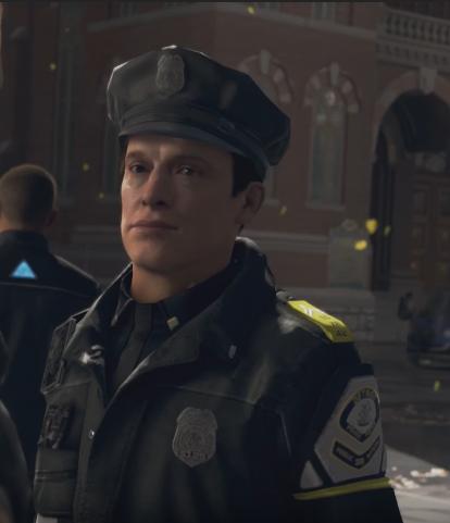 Офицер полиции 5125