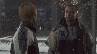 Marcus and Simon